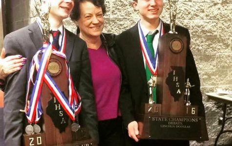 Debate Triumphs at State