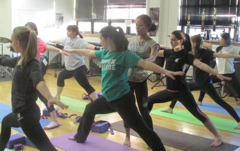 Mrs. Capito and The Yoga Craze