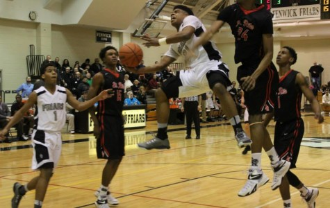 Friar Boys Basketball Charges into the Playoffs