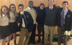 Scholastic Bowl Sweeps Season