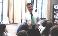Mr. Vruno Tackles Teaching