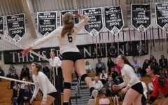 Girls' Volleyball Rallies Around a Cause