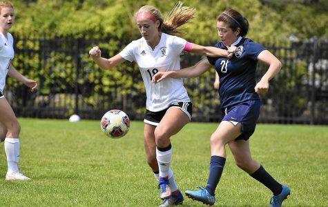 Girls' Soccer Likes Taste of Pepsico Tournament Win