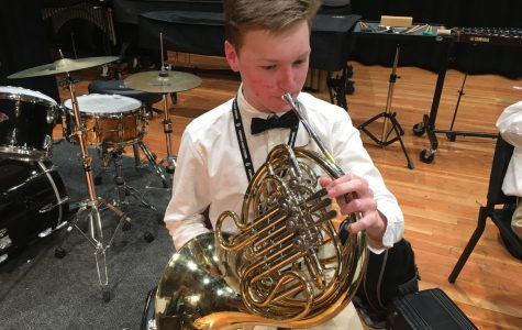 Josh Richards In All-State Orchestra