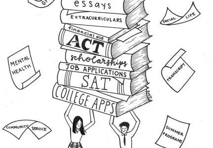 10 Year Challenge: College Acceptance