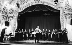 Choir and Band Take on Europe