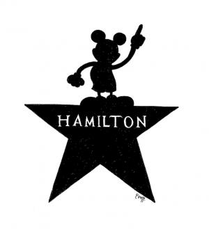 Disney+ Buys Rights to Produce Hamilton Film