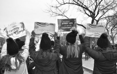 Students Participate in March for Life