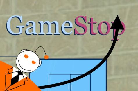 GameStop Takes Wall Street